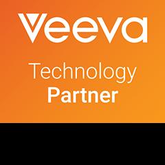Intouch is a Veeva Certified Partner; Veeva Technology Partner logo