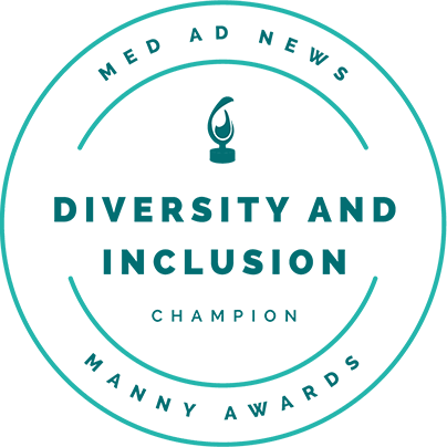 Diversity and Inclusion Champion Manny Awards