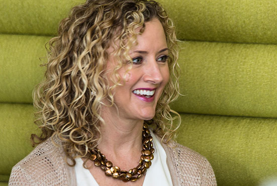 Photo of Kristi Veitch, EVP of Human Resources at Intouch