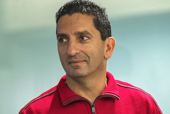 Photo of Faruk Capan, CEO and founder of Intouch Solutions