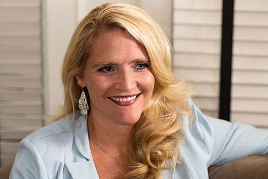Photo of Wendy Blackburn, EVP of Marketing and Communications at Intouch