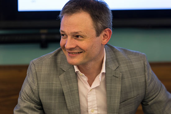 Photo of Boris Kushkuley, EVP of Multichannel Marketing and Consulting at Intouch