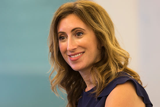 Photo of Angela Tenuta, EVP of Client Services at Intouch