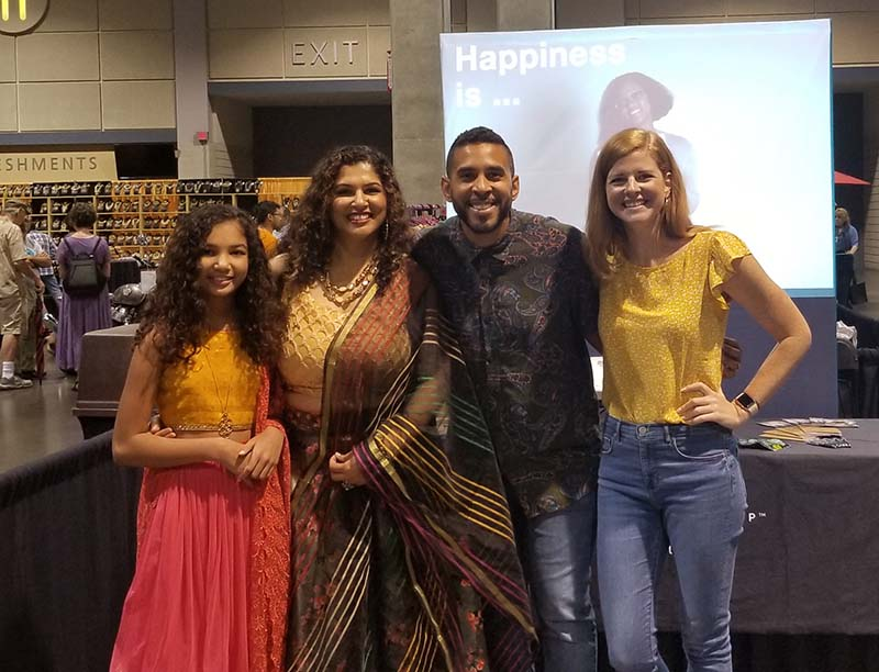 Intouch Attends KC India Fest