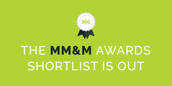 Intouch Makes MM&M's Shortlist in 11 Categories