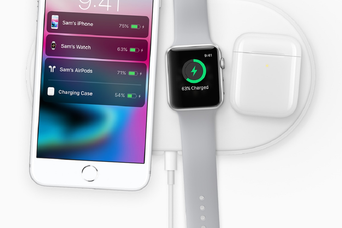 Image of Apple Watch and iPhone