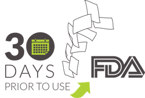 Image: All subsequent promotional materials must be submitted to the FDA 30 days prior to use