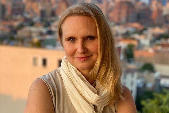 Photo of Susan Perlbachs, Chief Creative Officer at Intouch