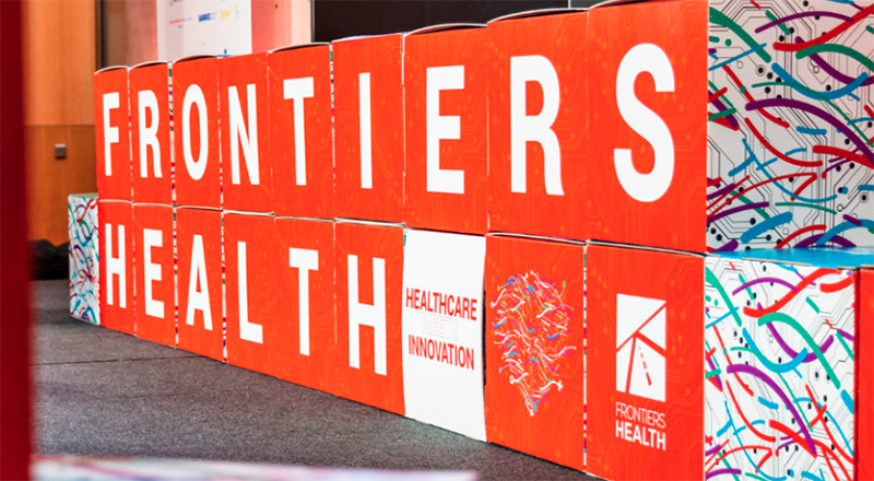 Intouch & Athenex Oncology Talk AI at Frontiers Health Global Hybrid Conference
